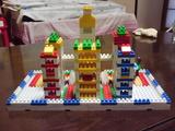 LEGO合作多塔3