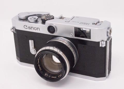 Canon_P型