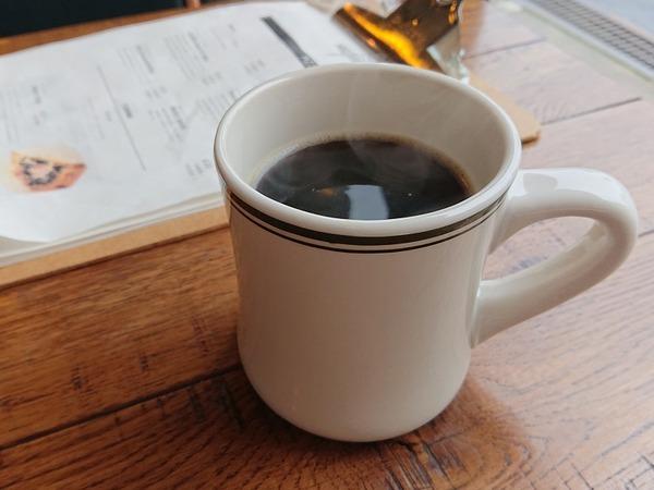 たっぷりコーヒー♪