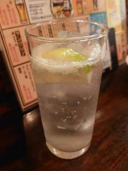 塩レモンサワー♪