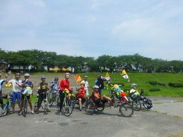 PV運河自転車隊 104