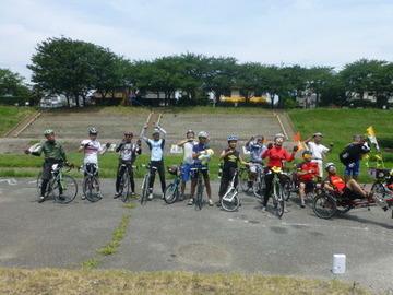 PV運河自転車隊 111