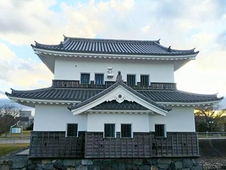 141_桑名城 蟠龍櫓