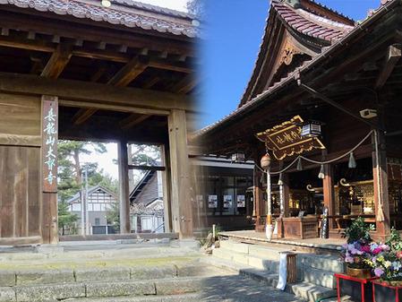 174_致道博物館近くの観光