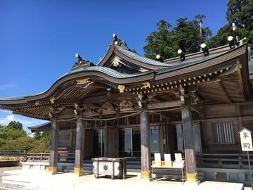 119_秋葉山本宮秋葉神社には国宝の刀剣も!