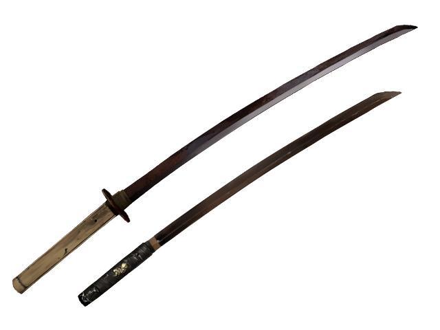錆びた日本刀はどうすればいい?
