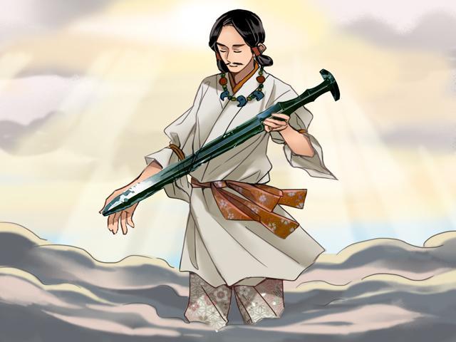 剣 草薙 の