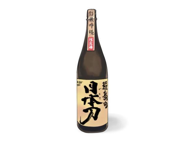 日本刀(かたな)
