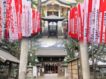 122_日枝神社近くの観光