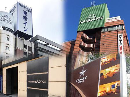 154_東京国立博物館近くの宿泊施設