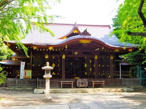 97_渋谷氷川神社