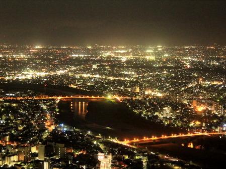 146_金華山からの夜景