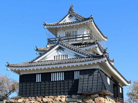 77_浜松城