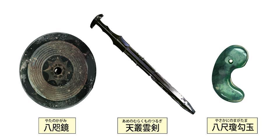 天 叢雲 剣 天叢雲剣と草薙剣は何が違う?名前の由来と伝承についても