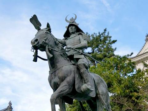 武将・歴史・キャラクター_写真
