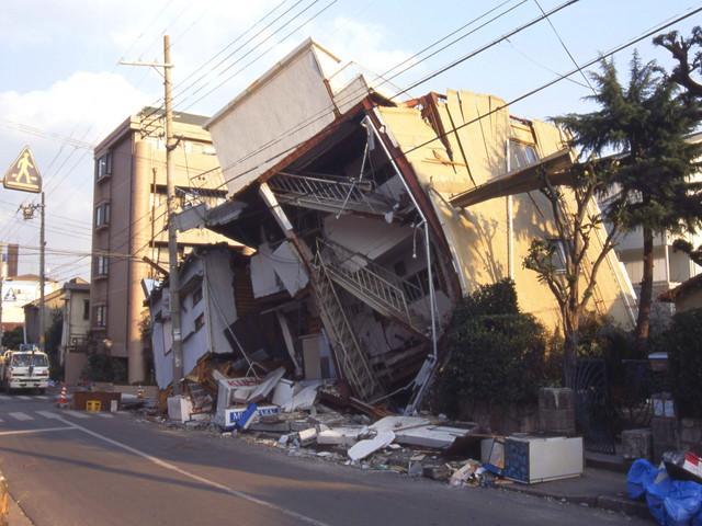 戦国武将の運命を変えた大地震