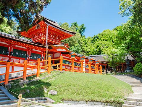 おすすめの神社・寺院はどこですか?