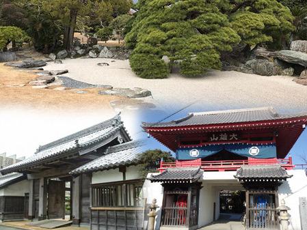 120_徳島城博物館近くの観光