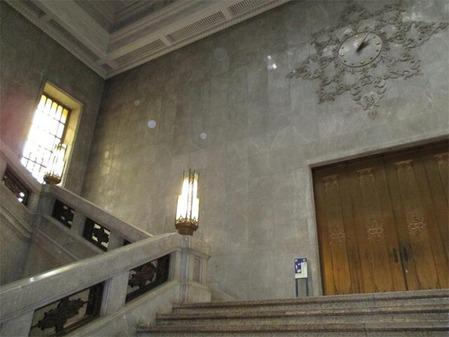 154_東京国立博物館館内