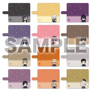 『刀剣乱舞-ONLINE-ぽてだん』手帳型モバイルフォンケース_04