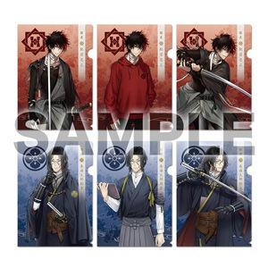 (9c 【NEW】『刀剣乱舞-ONLINE-』78-79_クリアファイル