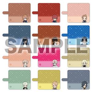 『刀剣乱舞-ONLINE-ぽてだん』手帳型モバイルフォンケース_05