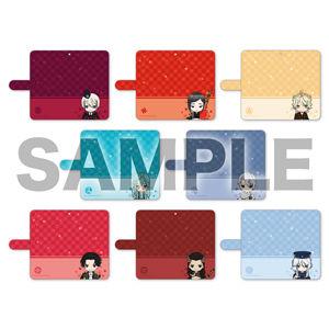 ①手帳型モバイルフォンケース(フリーサイズ)01