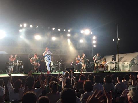 吉野川フェス2016メンクリ1