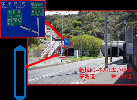 新桜トンネル
