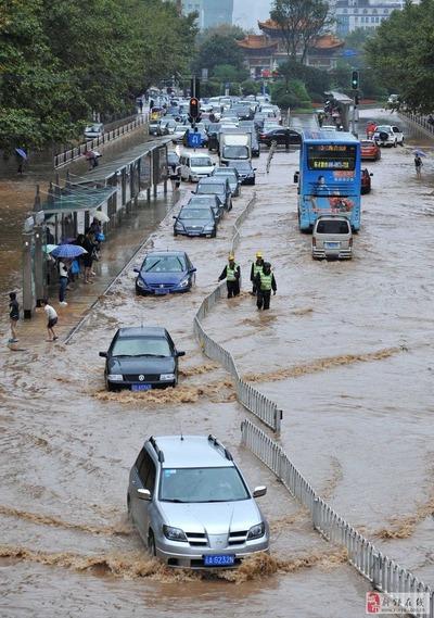 昆明洪水16