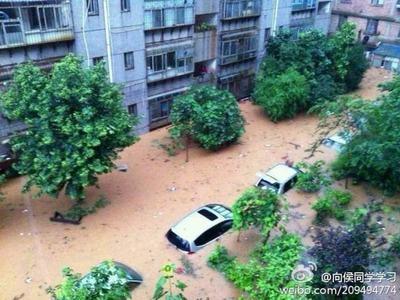 昆明洪水18