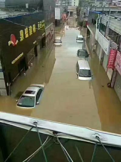 昆明洪水14