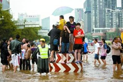 昆明洪水05