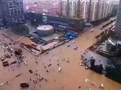 昆明洪水12
