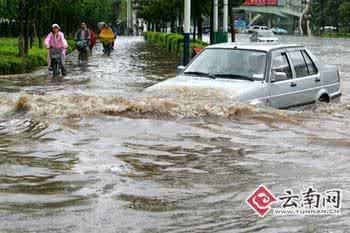 昆明洪水09
