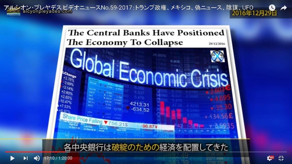 APN59中央銀行破綻