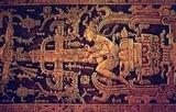 古代の宇宙飛行士 マヤ