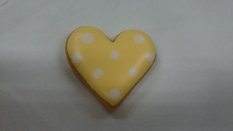 クッキー黄色