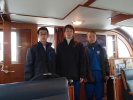 水上バス乗船 (1)
