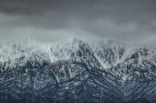 立山連峰 剣岳 点の記