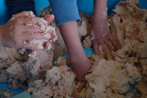 味噌作り 麹 大豆 地区センター