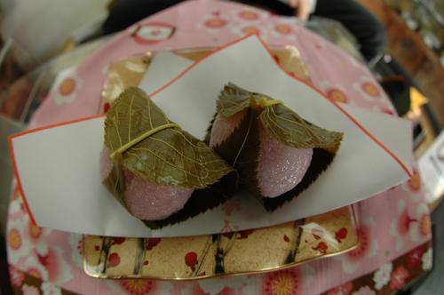 鈴木亭 桜餅 富山市西町 和菓子 羊羹