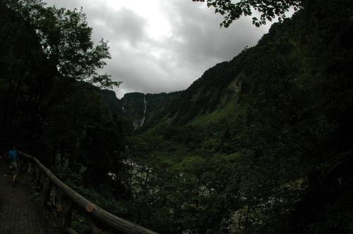 称名滝 立山