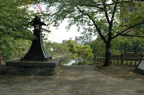 富山市 佐々成政 富山城