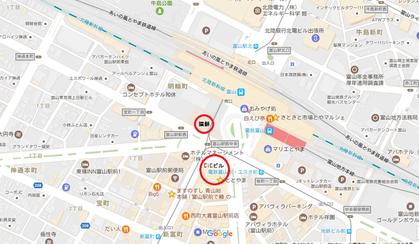 富山駅周辺で鮮魚の買えるところ♪