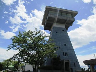 富山港展望塔1