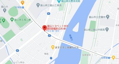 富山トヨペット本社