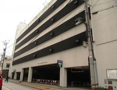 総曲輪駐車場3