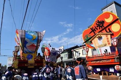町じゅうに響く威勢のいい掛け声!2019年岩瀬曳山祭☆