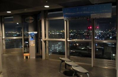 富山市市役所展望塔 5